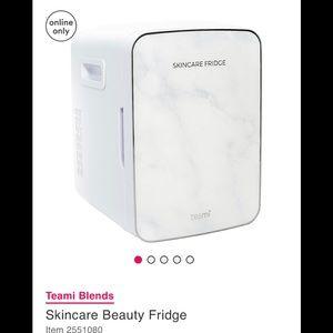 Teami blends makeup fridge